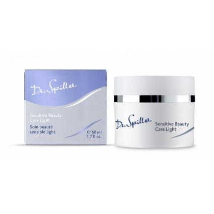 Легкий дневной крем для красоты кожи Dr. Spiller Sensitive Beauty Care Day Light